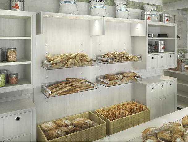 arredamento negozi, panetteria, macellerie, gastronomie, frutta e ... - Idee Arredamento Negozio Frutta E Verdura